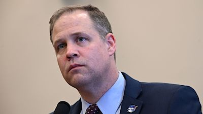 Ředitel NASA James Bridenstine
