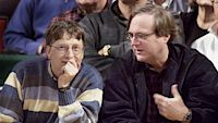 Bill Gates (vlevo) a Paul Allen