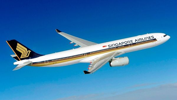 Airbus A330 Singapore Airlines