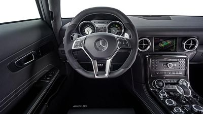 Mercedes-Benz SLS AMG Electric Drive (2012)