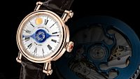 Speake-Marin Rum Watch