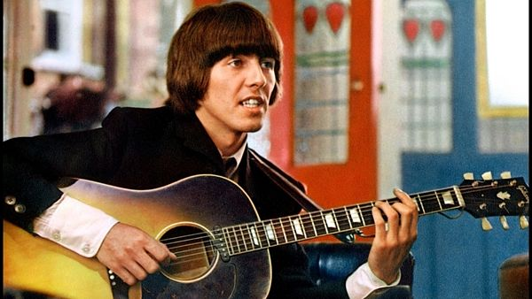George Harrison ve filmu Help