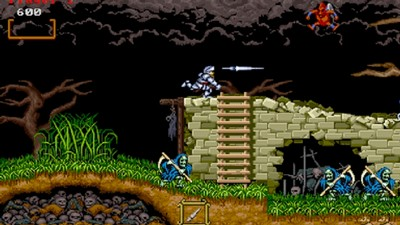 Ghouls'n Ghosts Remix