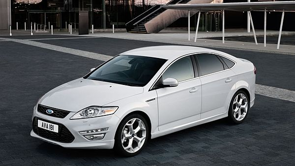 Ford Mondeo (2010)