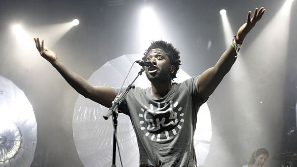 Bloc Party na Rock for People