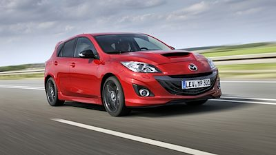 This is a & # 39; last body of Mazda 3 MPS.