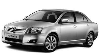 Facelift Toyoty Avensis