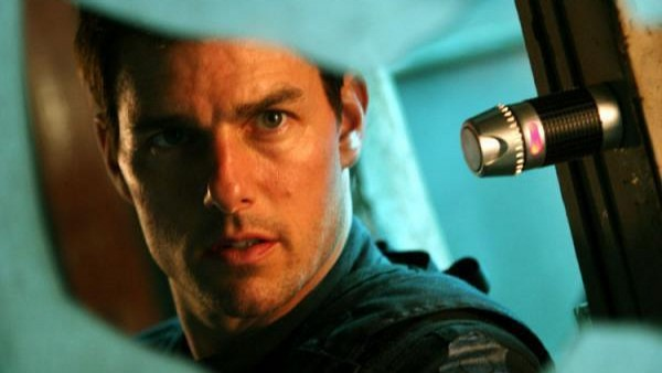 Tom Cruise v Mission Impossible III