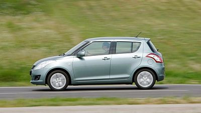 Suzuki Swift (2010)