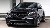 Mercedes GLE Coupe na steroidech