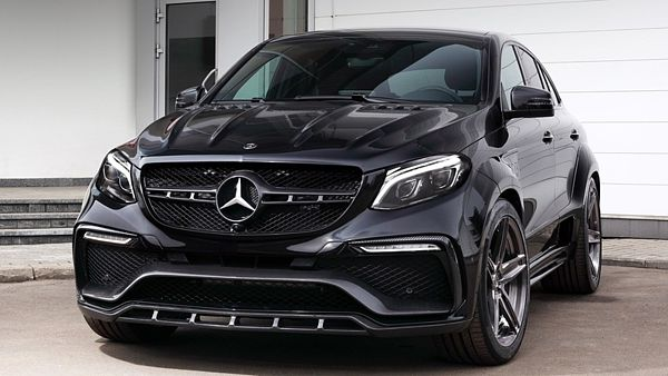 Topcar Mercedes-Benz GLE Coupe Inferno