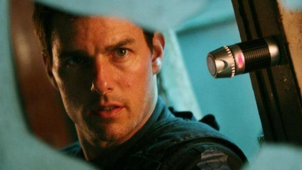 Tom Cruise v Mission: Impossible III
