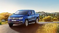 VW Amarok (facelift, 2016)