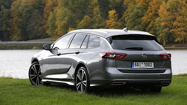 Opel Insignia Sports Tourer Turbo 4x4