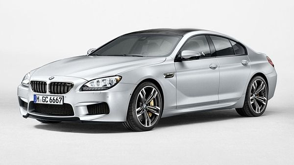 BMW M6 Gran Coupe (2013)
