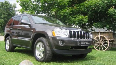 Nový Jeep Grand Cherokee