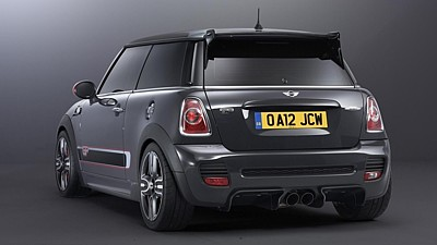 Mini John Cooper Works GP II (2012)