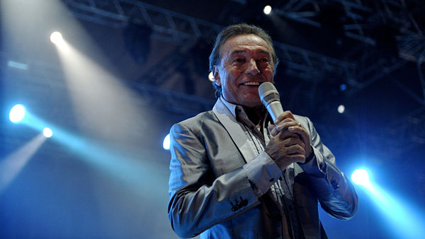 Karel Gott na Rock for Peope