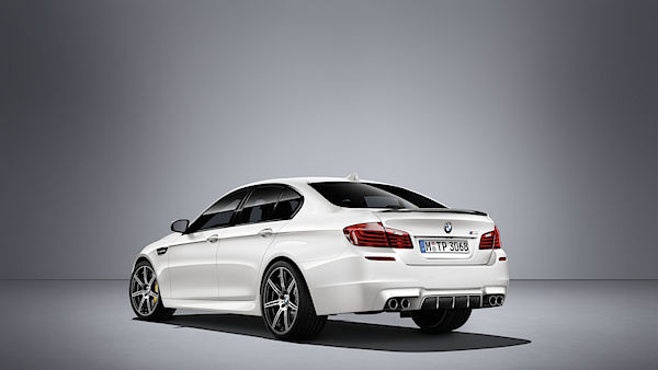 BMW M5 Competition Edition (2016)