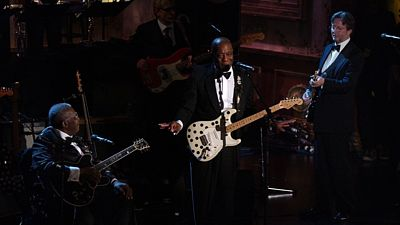 B.B. King, Buddy Guy a Eric Clapton v roce 2005