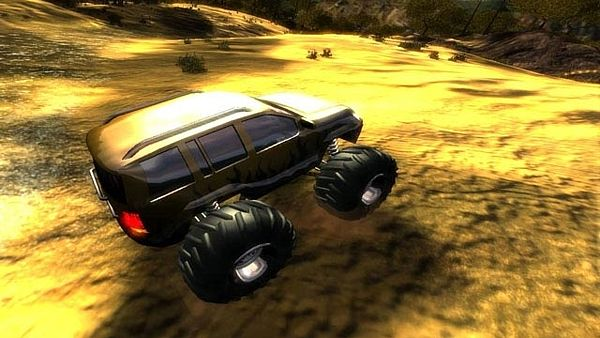Bigfoot 4x4 Challenge