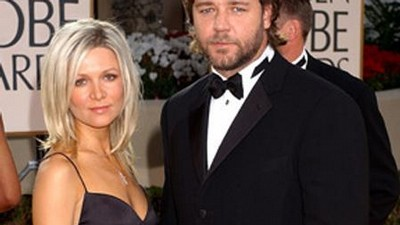 Danielle Spencerová a Russell Crowe mají synka Charlese.