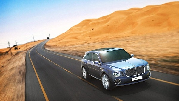 Bentley EXP 9 F (koncept, 2012)