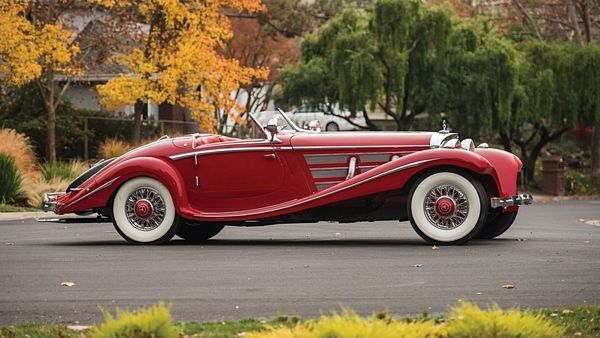 1934 Mercedes-Benz 540 K Special Roadster