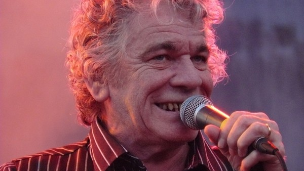 Dan McCafferty z Nazareth