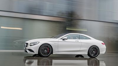 Mercedes-Benz S63 AMG Coupe (2014)