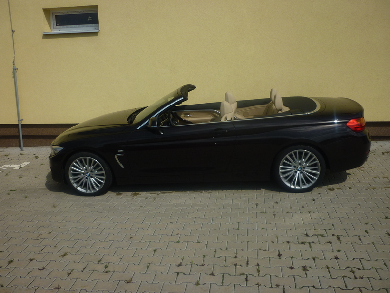 test bmw 435i cabrio sportovec ve smokingu. Black Bedroom Furniture Sets. Home Design Ideas