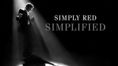 Obal CD Simplified od Simply Red
