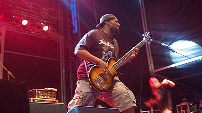 Suicidal Tendencies na festivalu Brutal Assault