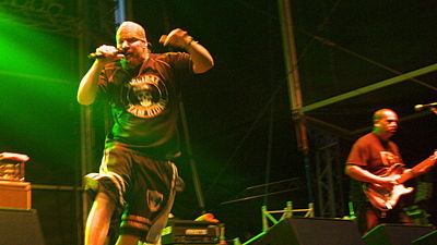 Sudicidal Tendencies na festivalu Brutal Assault