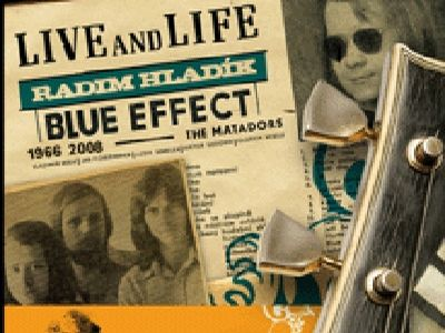 DVD Blue Effect: Live and Life