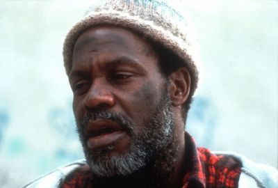 Danny Glover ve filmu Svatý z Fort Washingtonu
