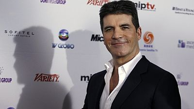 Producent Simon Cowell