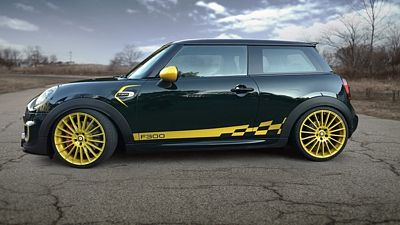 Manhart Mini JCW F300
