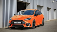 Ford Focus RS Heritage Edition (2018)