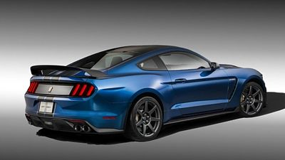 Ford Mustang GT350R (2015)