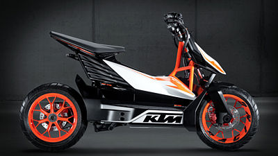 KTM e-speed (studie)
