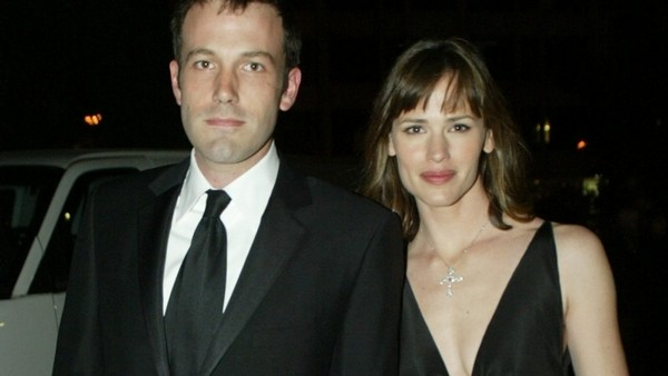 Ben Affleck s Jennifer Garnerovou