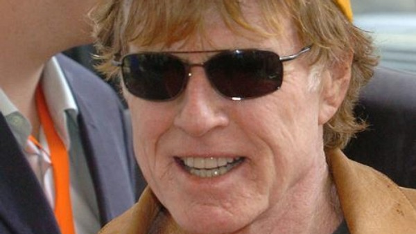 Herec Robert Redford