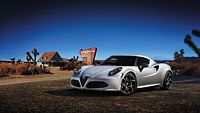 Alfa Romeo 4C Launch Edition (2013)