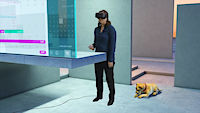 Windows Holographic Shell
