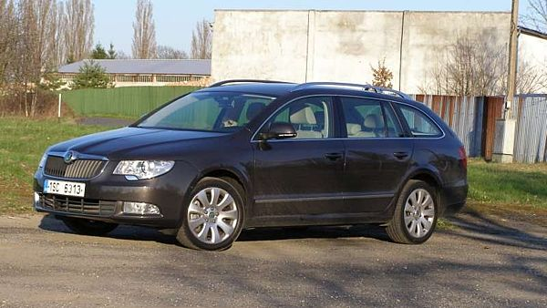 Škoda Superb Combi