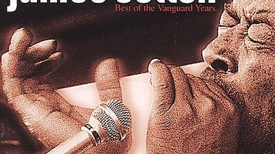 James Cotton na desce Best of Vanguard Years