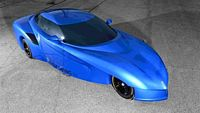 Panoz DeltaWing GT Road Car
