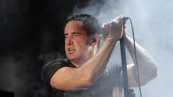 Zpěvák Nine Inch Nails Trent Reznor