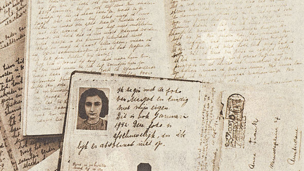 the diary of anne frank essay ideas